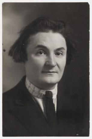 Paul der Deserteur als Mann um 1925.