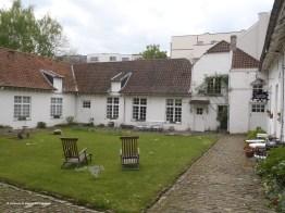 La ferme Hof ter Cauwerschueren à Woluwe-Saint-Lambert (2017)
