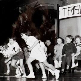 Fête scolaire, foto, sd, Collection photographique (inv13-686), Archives communales de Saint-Gilles   Schoolfeest, foto, sd, Fotografische verzameling (inv13_686), Gemeentearchieven van Sint-Gillis