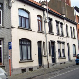 Rue du Corbeau, photo 2009 | Raafstraat, foto 2009 (© F. J.)
