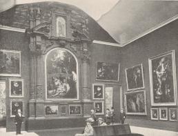 Exposition de l'art belge du 17e siècle. Livre d'or, p. 117