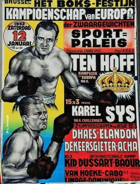 affiche_combat_boxe_1952