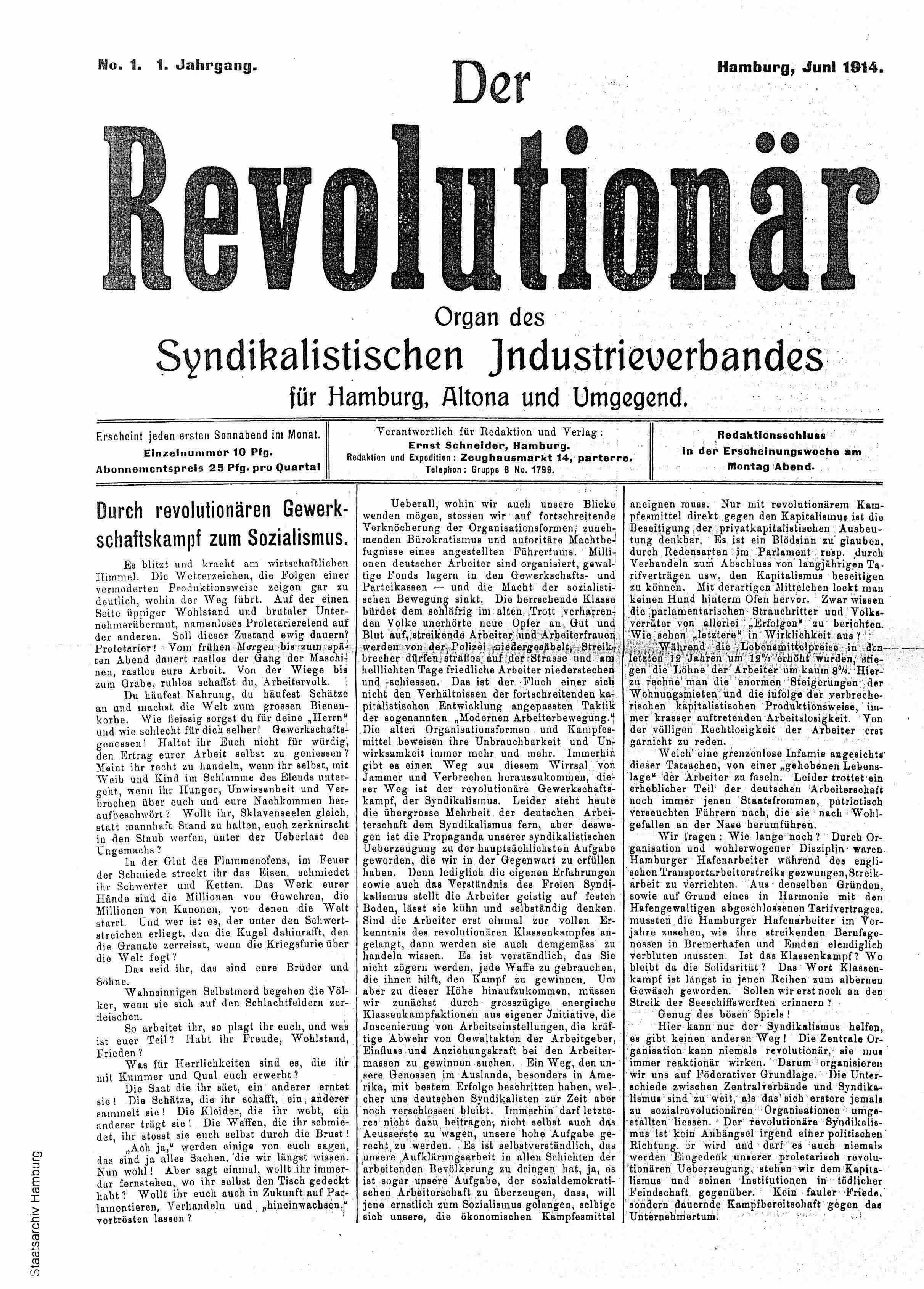 revolutionar1914