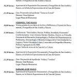 31. Programa de la I Semana Cultural de San Andrés y Sauces. Recoge la Exposición Documental y Fotográfica de 1999 (3)