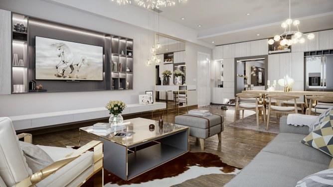 apartment ecolife interior