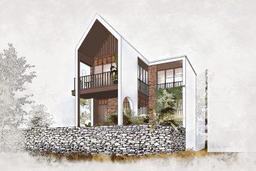nét truyền thống trong kiến trúc hiện đại