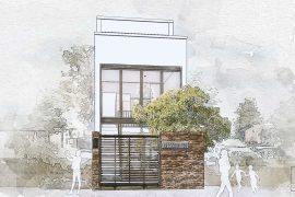 Thiết kế nhà ở diện tích nhỏ