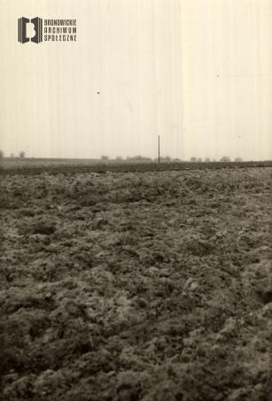 lata 70. XX w. Widok na Wróżną Górę z ul. Tetmajera. Autor: Marian Dukała. Ofiarodawca: Marian Dukała.
