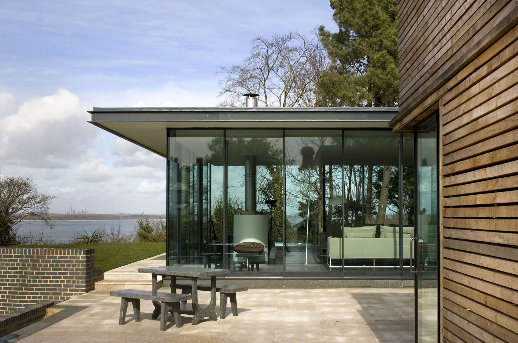 GLASS HOUSE … - archizar on Modern Glass Houses  id=73881