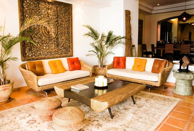 Indian Style Living Room Decorating Ideas Fantastic Tropical wit