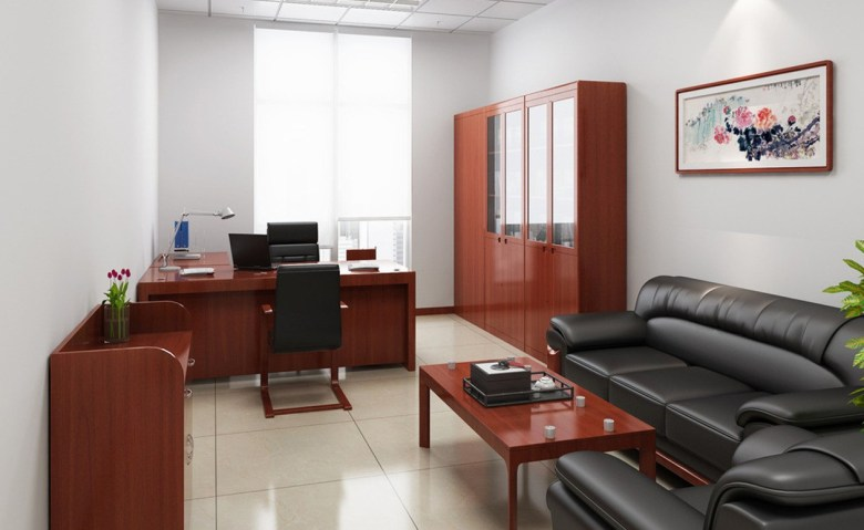 Cozy Office Interior Design