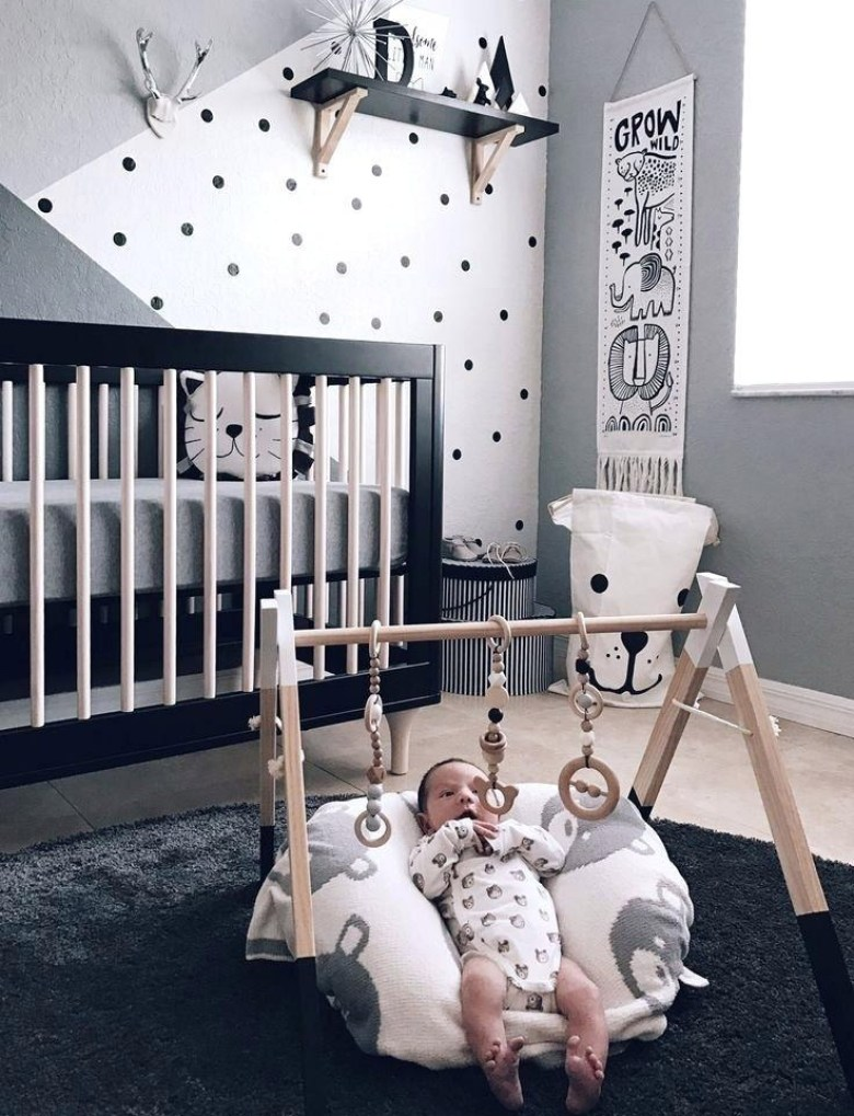 Minimalist Design Nursery