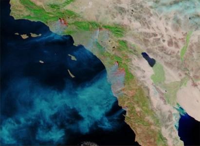 So Cal Firestorm 2003