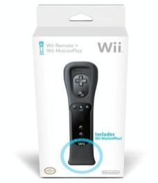 Black Wii Remote