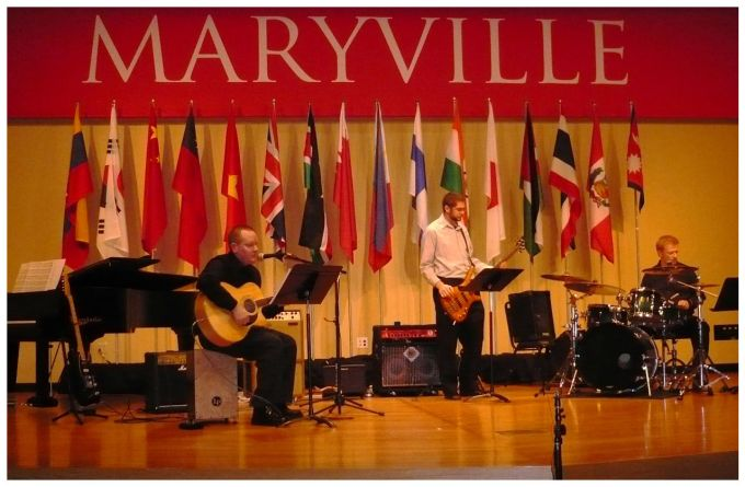 Maryville Recital