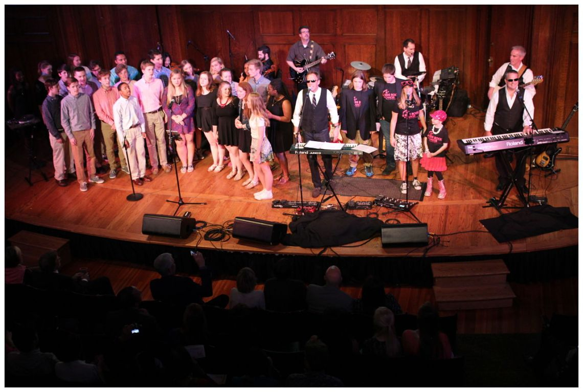 Kids Rock Cancer Benefit Concert 2015: Finale