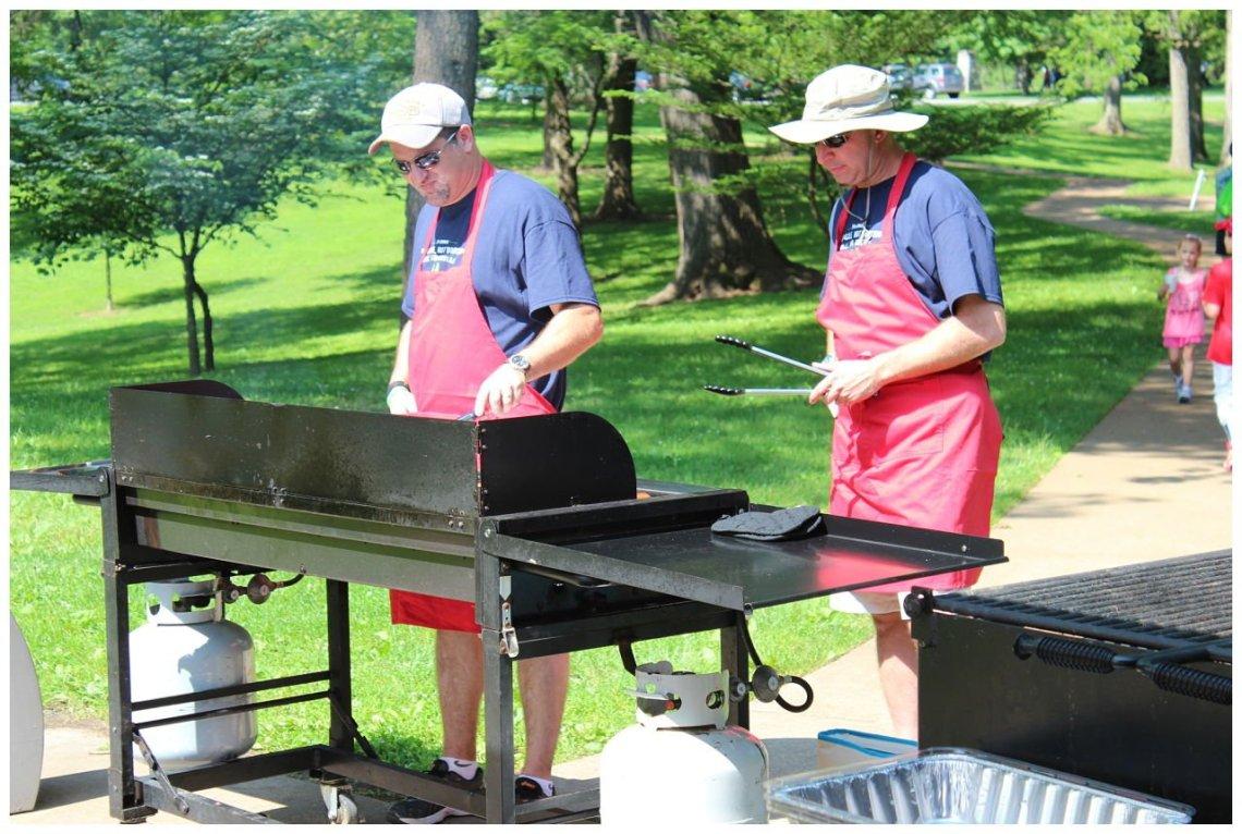 St. Louis Fragile X Walk - Hot Dogs