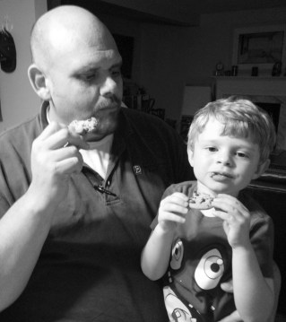 Easton and Dad1