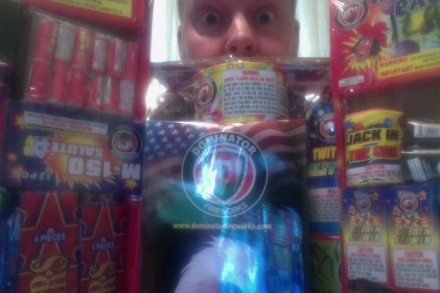 Me and Fireworks