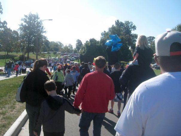 Walk Now For Autism Speaks Walking