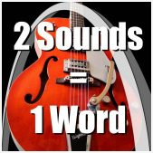 Archtop Music Therapy 2 Sounds = 1 Word