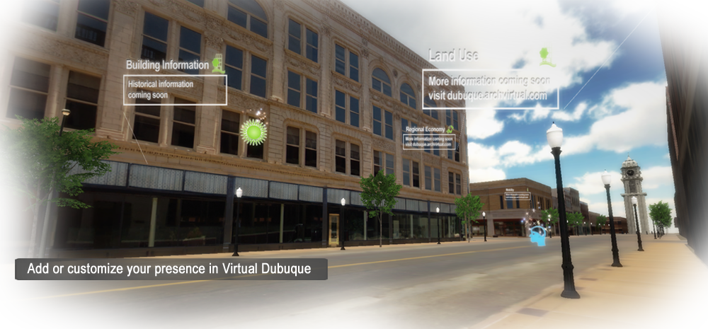 Virtual Cities by Arch Virtual - Dubquque Iowa