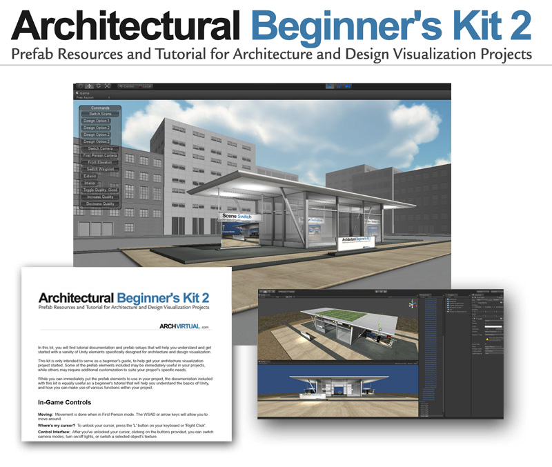 Architecture Design Kit now available! architectural beginners kit 2 for architecture and