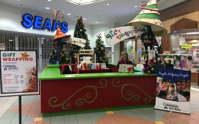 Help Wrap Up Some Christmas Cheer and Support Archway Programs
