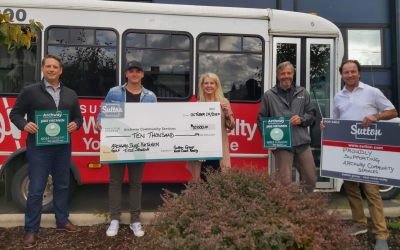 Sutton Realty Announced as Title Sponsor of Archway Jake Virtanen Charity Golf Tournament