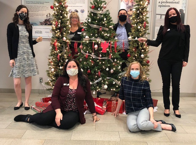Youth Angel Tree Project Underway at Prospera Credit Union