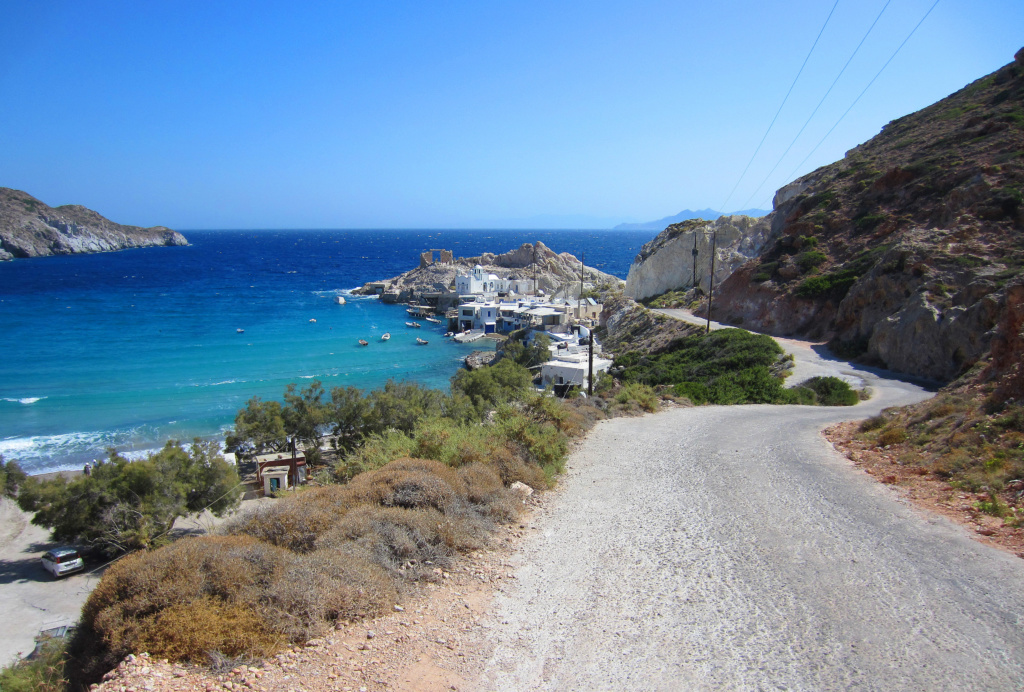 Firopotamos-villaggi dei pescatori