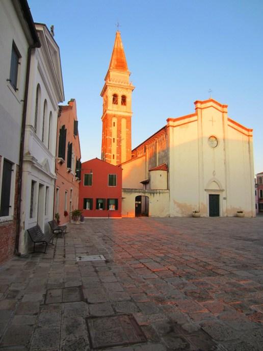 Malamocco Chiesa di Santa Maria Assunta