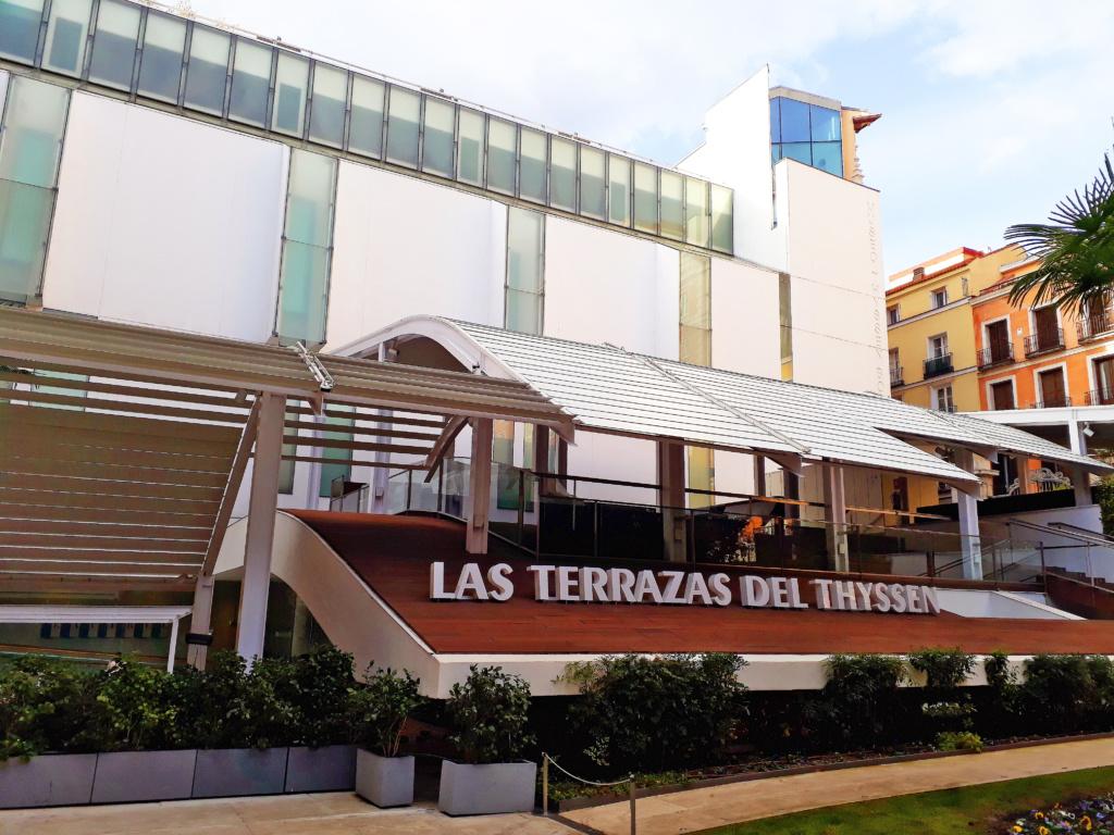 Madrid Thyssen Bornemisza