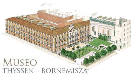 Madrid museo Thyssen Bornemisza