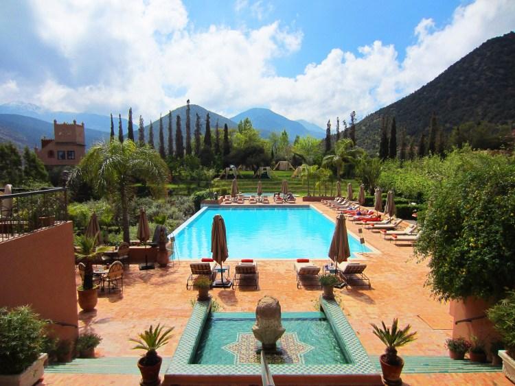 lusso a Marrakech Kasbah Tamadot