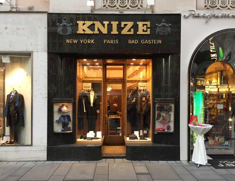 Adolf Loos negozio Knize