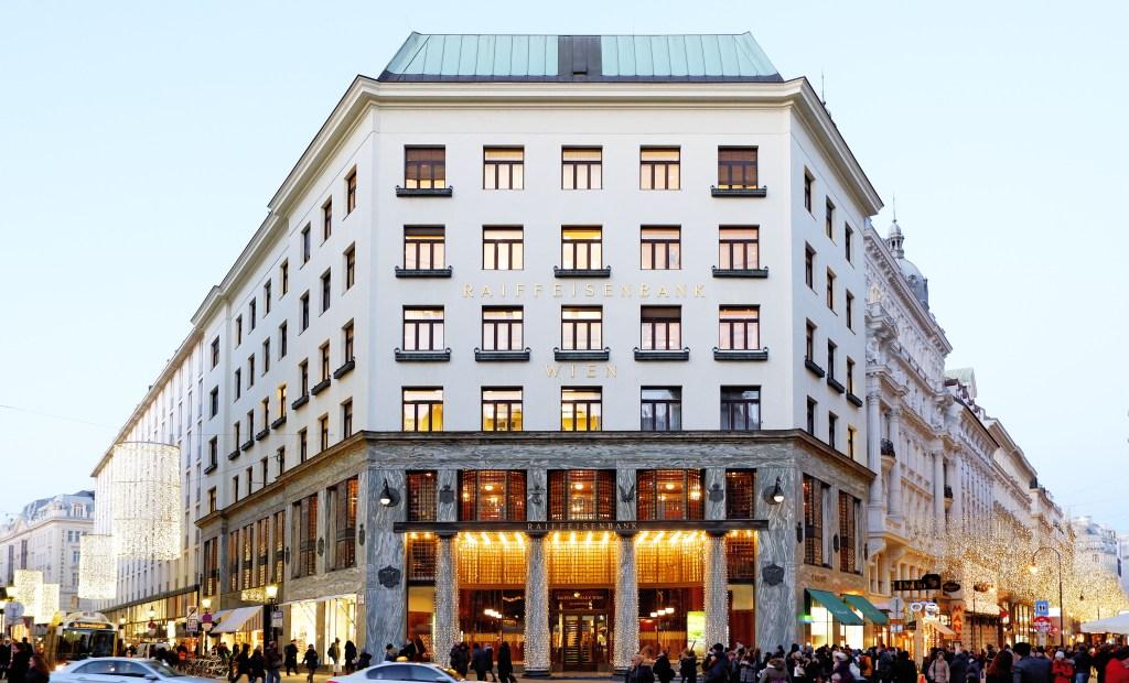 Loos House Vienna