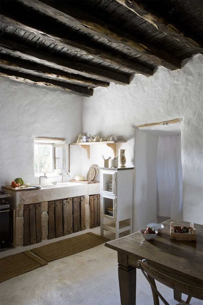 1001 Ideas For Inspiring Rustic Kitchen And Dining Room Designs
