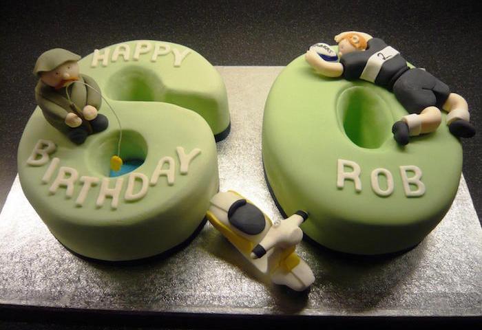 96 60th Birthday Cake Ideas Man Photo Inspired 60th Birthday Cake