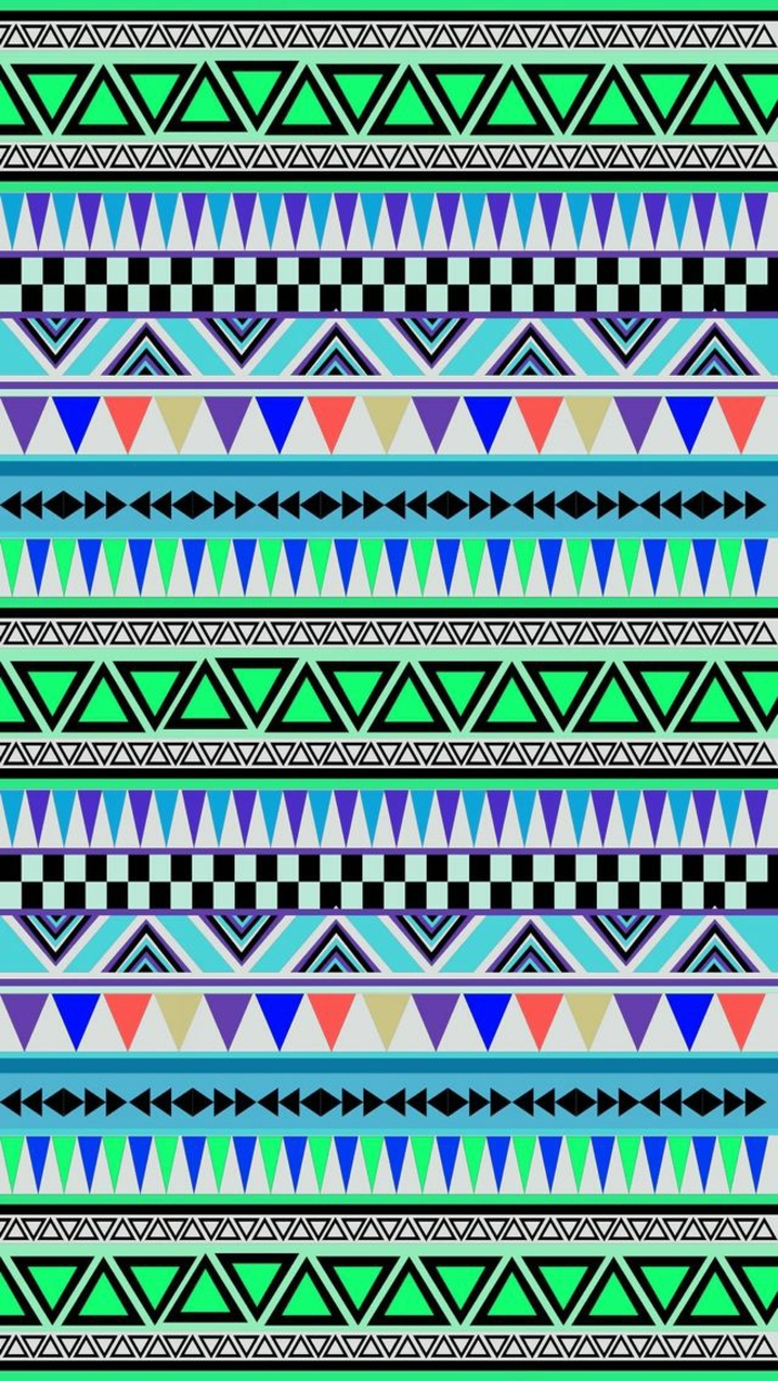 colourful patterns, cool iphone backgrounds, blue purple and green colours