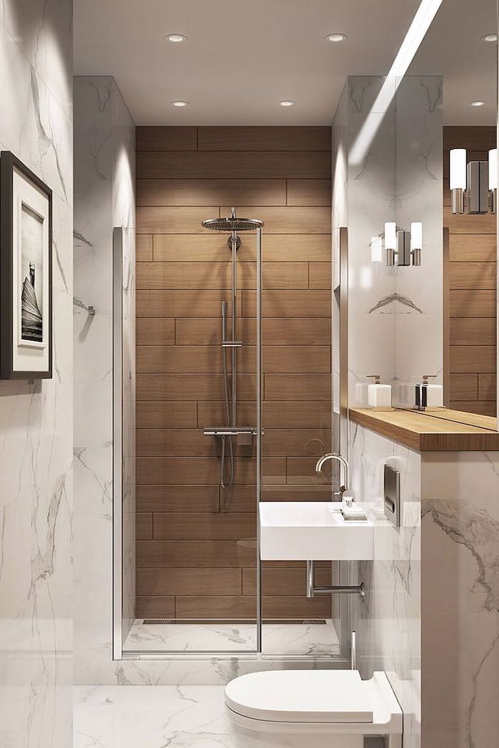 1001 + ideas for beautiful bathroom designs for small spaces on Bathroom Ideas For Small Spaces  id=38328