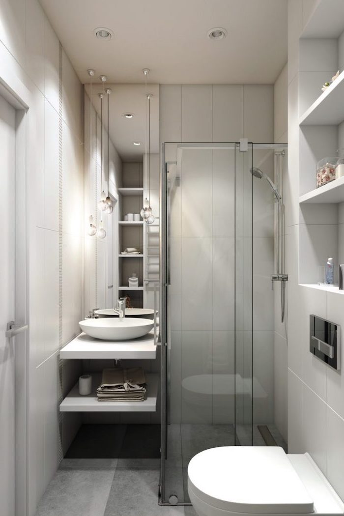 1001 + ideas for beautiful bathroom designs for small spaces on Small Space Small Bathroom Ideas Uk id=36406