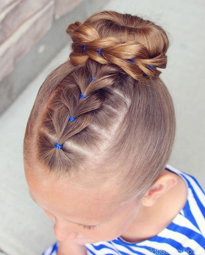 Little Girl Hairstyles Mix It Up When It Comes To Your Daughter S Hairdo Tcg Trending Buzz