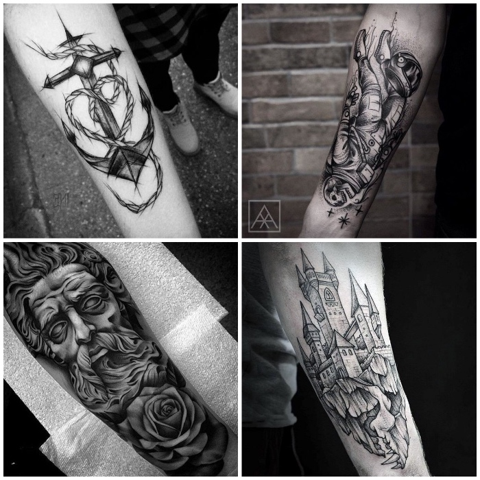 101 Ideas And Inspirations For Forearm Tattoos Tcg Trending Buzz