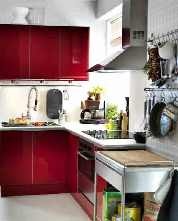 L Shaped Kitchens Designs