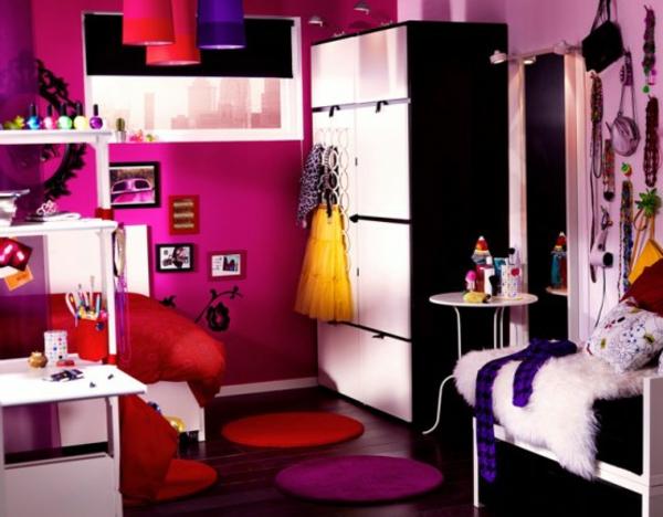 Idées Déco Pour La Chambre Elle Décoration Idée Ikea Ado