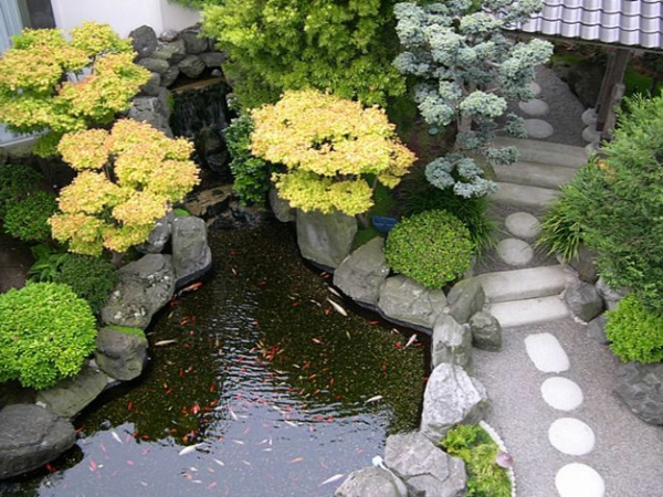 modeles du jardin japonais rien n est
