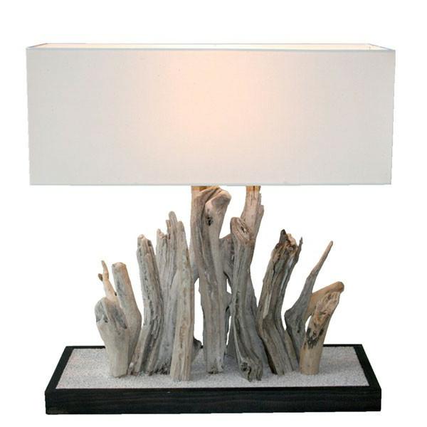 Comment Faire Une Lampe En Bois Flott Archzinefr