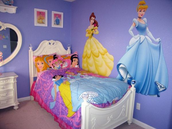 chambre de petite princesse