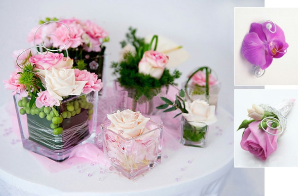 La Dcoration Florale Pour Mariage Le Jeu Inspirant De